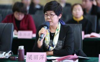 梁丽萍——中央党校党建部党总支书记、副局级调研员、党建教授